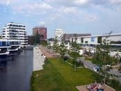 """Water-Houses, Hauptweg, """"Welt der Häfen"""""""