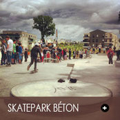 THE EDGE - SKATEPARK BETON