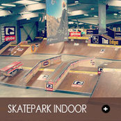 THE EDGE - SKATEPARK INDOOR