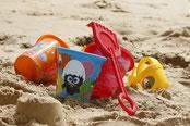 Tagesmutter Klettgau  Kinderbetreuung Sand