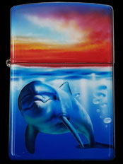 2004. Dolphin Alone - Serie 150 pcs