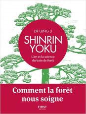 SHINRIN-YOKU  仏国版 ペンギン・ブックスより2018年刊行