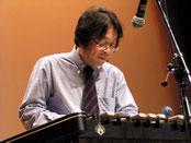 横浜ジャム音楽学院 ビブラフォン科 講師 渡辺 匡彦