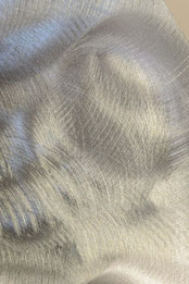 acier inoxydable brossé décoration art artisanat