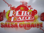 Salsa Cubaine@Retro dancing