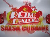 Salsa Cubaine@Retro dancing