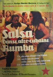 Salsa y Rumba@Espace Traeger