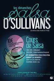 Salsa@O'Sullivans