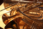 Posaune, Trompete, Euphonium, Tenorhorn, Bariton, Tuba