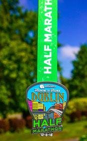 12.08.2018 - RnR Dublin - Halbmarathon