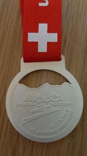 07.09.2019 - Jungfrau Marathon von Udo
