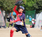 RINA 石川県金沢市の森本ABCソフトボールチーム