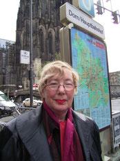 """Felicia Langer am 24.02.2011 """"Um Hoffnung kämpfen  - der lange Weg zum Frieden."""""""
