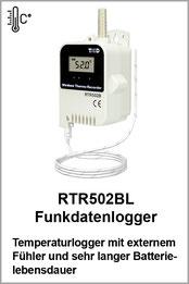 RTR502BL Datenlogger