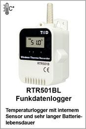 RTR501BL Datenlogger