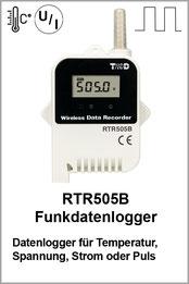 RTR505B Datenlogger