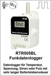 RTR505BL Datenlogger
