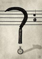 faucille marteau musique montre temps horloge