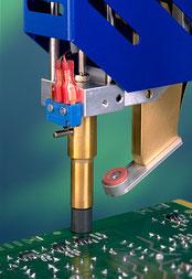 Automatische Stempelvorrichtung Insta Marker 10 und 16