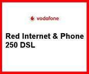 Red Internet & Phone 250 DSL der VDSL 250000 Tarif für den Internetanschluss von Vodafone