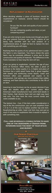 July'13 Newsletter