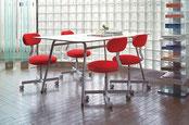 マカロン チェア 椅子 オフィス 店舗 業務用 法人 事務所椅子