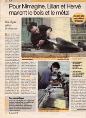 Midi Libre 3 novembre 2005