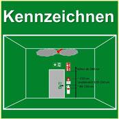 Kennzeichnung Rettungswege http://www.iso7010.de/
