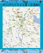 <WEB版MAP>地図をクリックすると23会場のMAPにリンク