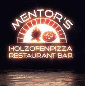 Website erstellt für Mentors Holzofenpizza