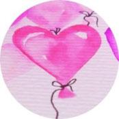 Valentinstag - Last Minute Grußkarte - DIY