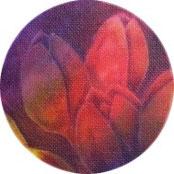 Ein Jahr mit Blumen - Tulpen in Acryl malen - DIY