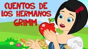 ¨Cuentos de los Hermanos Grimm