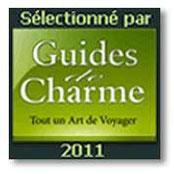 Le Manoir les Arums sélectionné