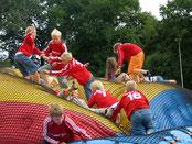 hüpfburg kiel inflatables mieten schleswig holstein leihen