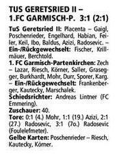 GaPa Tagblatt vom 08.04.2013