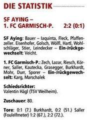 GaPa Tagblatt vom 25.03.2013