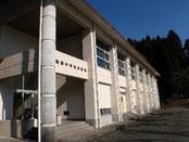 草部生涯学習センター(旧草部中体育館)