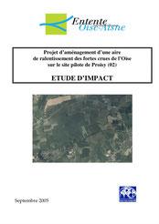 Etude d'impact, 2005