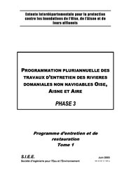 Phase 3, tome 1