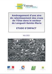 Etude d'impact, 2003