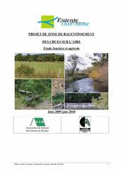 Etude foncière et agricole, 2010