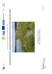 Aménagement de Vic-sur-Aisne, prédiagnostic écologique, 2017