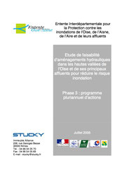 Phase 3, programme pluriannuel d'actions