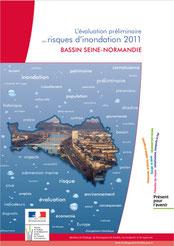 EPRI–Evaluation préliminaire des risques d'inondation 2011, 2012
