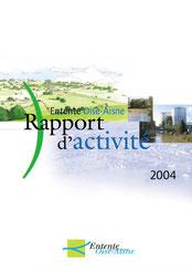 rapport d'activité 2004