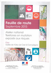 Atelier national, feuille de route, 2015