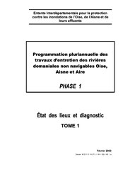 Programmation pluriannuelle du DNN, 2004