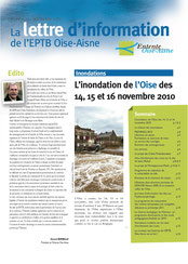 lettre n°12, décembre 2010