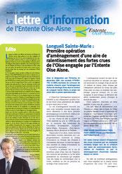 lettre n°3, septembre 2002